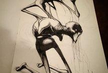 Artist Shawn Coss