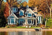 Beautiful Southern Homes
