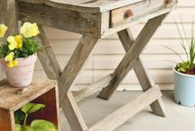 TIDBITS Spring / DIY Projects and Home Decor for Spring time.