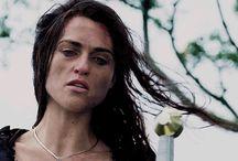 Morgana Pendragon-The Adventures of Merlin / play by: Katie McGrath