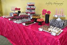 Zebra baby shower decorations / collection picture of Zebra baby shower decorations