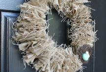Wreaths / by bri