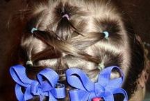 Cute hairstyles / by Nicole Teichroeb