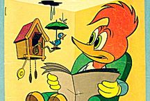 Classic cartoons growing up / by Tee Garrett