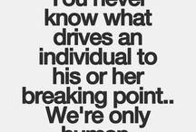 Random quotes I like