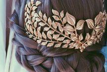 Saç güzelliği / Saçları güzel olan bir kadının hissettiği güven pek bir şeyde yok...