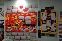 HSIE British Colonisation / HSIE Stage 2 unit - British Colonisation / by Angie Taylor
