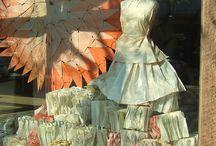 lovely WINDOWS! / by la TaDa! vintage boutique & creative studio