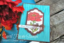 Stampin' Up! Stampin' Blends!