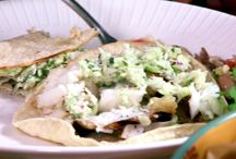 Fish Tacos & Seafood / by Jenna Marie