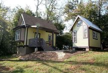 Tiny houses how cool / by Maryann Wilks