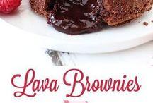 lava brownirs