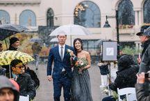 Sarah and Terence's wedding