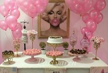 Marilyn Monroe Glam Party