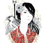 illustrate / by Dee Rolston