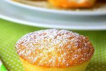 Muffin aux citrons