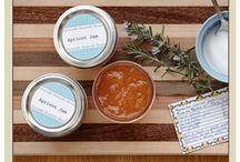 Preserving Beauty - Labels & Templates