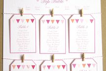 ~Design: Table Plan Ideas~ / Table Plan Design Ideas