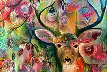 sanatsal hayvanlar