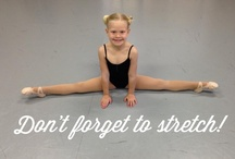My Tiny Dancers! / by Janine Niccolai-Gram