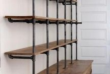 Storage/shelves