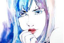 Folder-watercolour