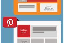 2015 - Marketing Digital Infográficos / Infográficos sobre marketing digital atualizados para 2015. SEO, Social, Design, Google, Facebook