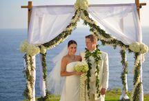 WEDDING CEREMONY / EARTH COLORSウェディングセレモニーのボード