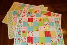 Quilts Placemats