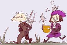 witcher comix <3