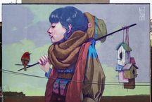 Art / Streetart etc.