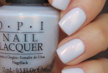 Opi lacquers