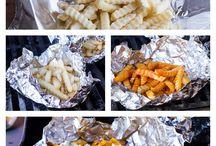 Fries stuff