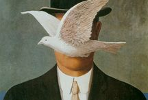 Rene Magritte Surrealist Painter / The politest surrealist