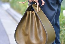 Leather / Leather, hand made fashionable goods