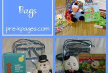 Classroom - take home bags