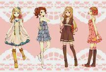 anime looks