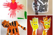 Zoo animal craft idea / This page has a lot of free Zoo animal craft idea for kids,parents and preschool teachers.
