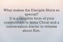 Disciple Tee Shirts