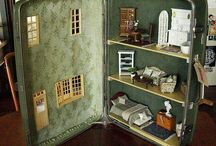 babaház/dollhouse