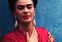 frida kaloh / by Patty Fdz