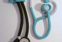 medical crochet