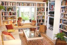 Library & Bookcase Ideas