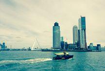 Rotterdam / Rotterdam / by Praktijk Frieda