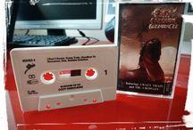Ozzy Osbourne Cassette's / Original Ozzy Osbourne Cassette's