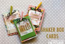 Shaker Card/Box
