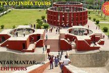 Jantar Mantar, Delhi / Read blog on Jantar Mantar,  Delhi  http://letsgoindiatours.blogspot.in/2016/06/jantar-mantar.html