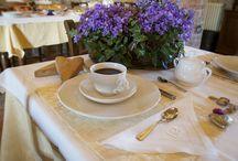 Prima colazione - Breakfast / Immagini della colazione all'Agriturismo Canovetta del Vento