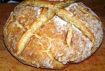 Bread needs it's own board / by Jennifer Johnson