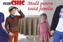 Articole pentru întreaga familie / Pulovere, rochii, body, pantaloni, paltoane, salopete, fuste, botoşei, blugi, ghete, tricouri....şi mult mai multe!  Articole pentru întreaga familie din materiale de calitate şi de marcă, la preţuri avantajoase. Vezi aici: http://bit.ly/1wDmXeh